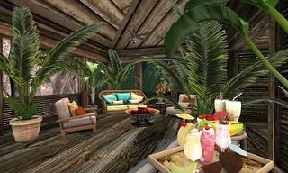 Bali Ha'i Veranda | by Hidden Gems in Second Life (Interior Designer)