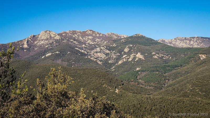 Serra de Les Salines