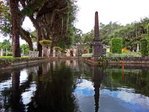 vizcaya miami october octrobre 2015 garden jardin museum musée dering charles venitien coconut beach groove lцdоіс