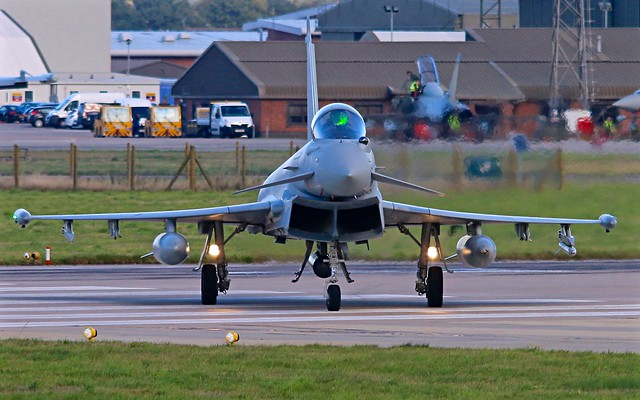 Typhoon Taxi Coningsby