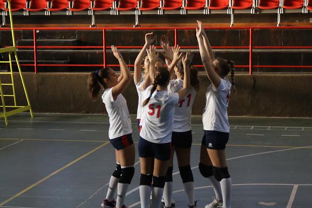U14 Campionato PGS Azzurra Albiate vs La Rete 0 - 3