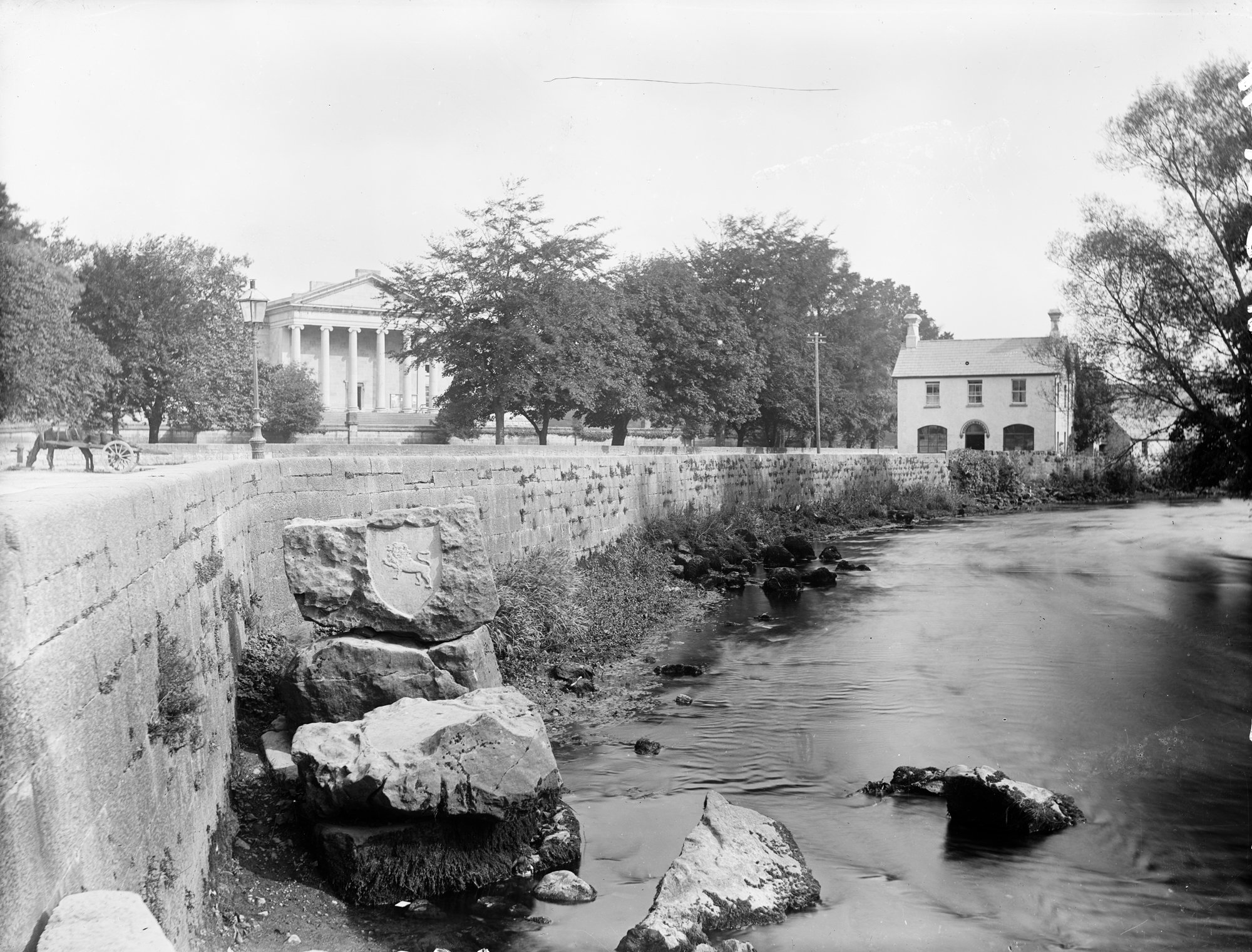Steel's Rock & Court House, Ennis, Co. Clare