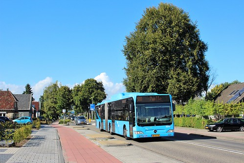 Syntus 5279, Wezep Zuiderzeestraatweg | by mauricehooikammer