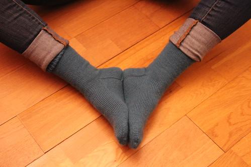 {Tricot} J'apprends à tricoter des chaussettes #2