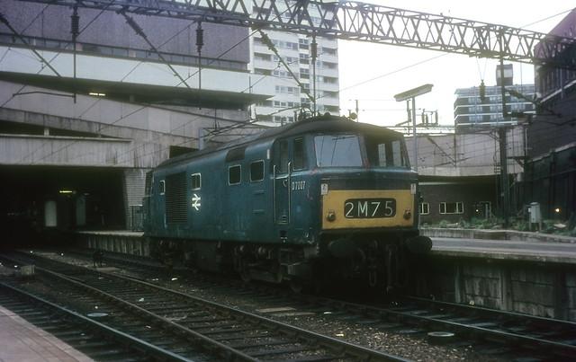 BR Western Region Class 35 - D7007