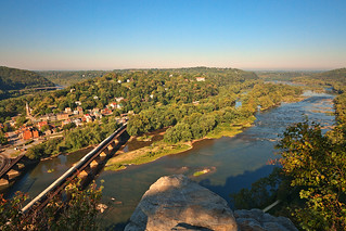 Harpers Ferry & Potomac River Overlook - HDR | by Bold Frontiers