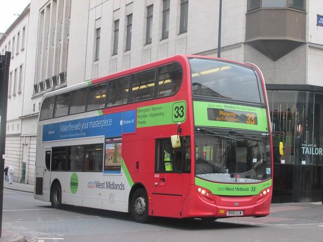 NXWM 4849 BX61LLW 'Ella May' Carrs Lane, Birmingham on 33 (1280x960)