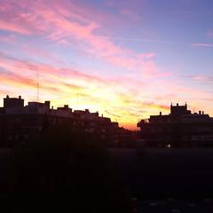 Good Morning, Madrid. #breakfastwithaview