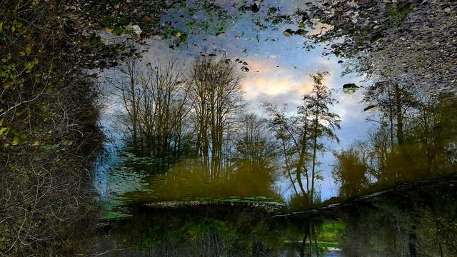 Fenêtre sur cours d eau