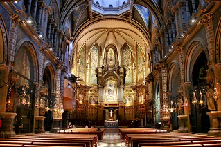 Monestir de Montserrat | by Jorge Franganillo