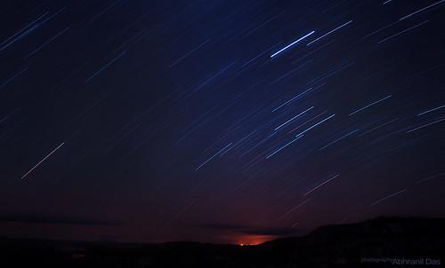 Star trails at Bryce Canyon | by Abhranil Das