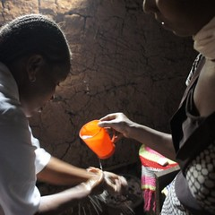 Health extension worker on a #newborn and maternal health visit. #Ethiopia #travel #photography #globalhealth #Africa