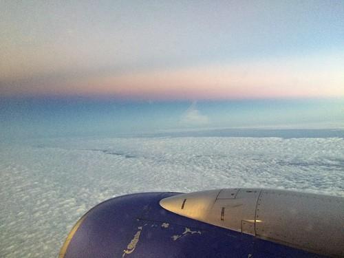 clouds sunrise nebraska southweat
