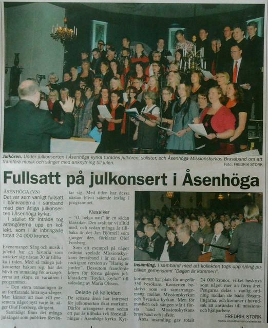 2010 -  VN - Julkonsert