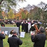 Gedenkveranstaltung im Anschluß um 15 Uhr am Kreuz der Vertriebenen Karlsruhe mit Ansprachen von Vertretern der Stadtverwaltung und Kirchen