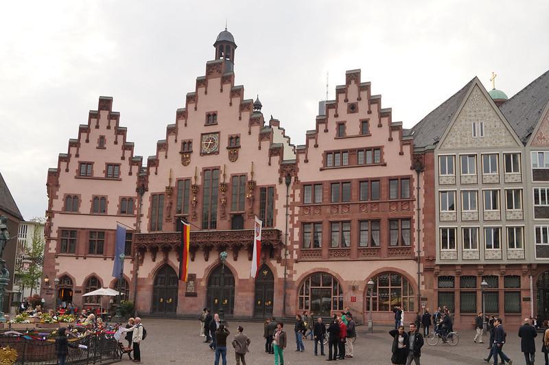 2014-04-10 013 Frankfurt; Römer