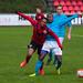 AFC - VVSB 3-1 Topklasse knvb zondag 2015 - 2016