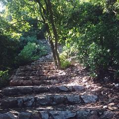 Beautiful Staircase at Saidpur Village