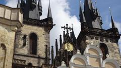 Église de Notre-Dame de Týn