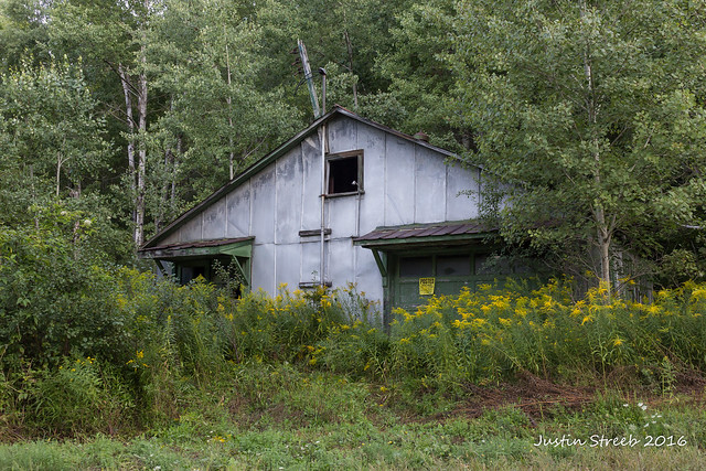 Wellsville Shed -1