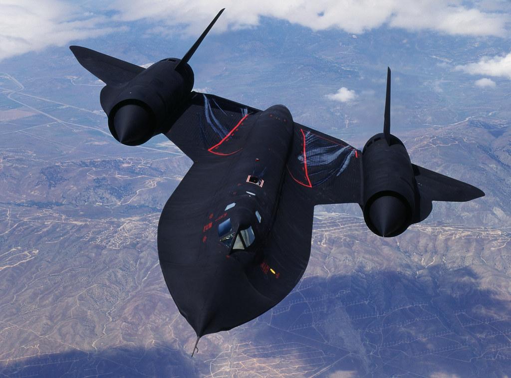 SR-71 | Lockheed Martin | Flickr