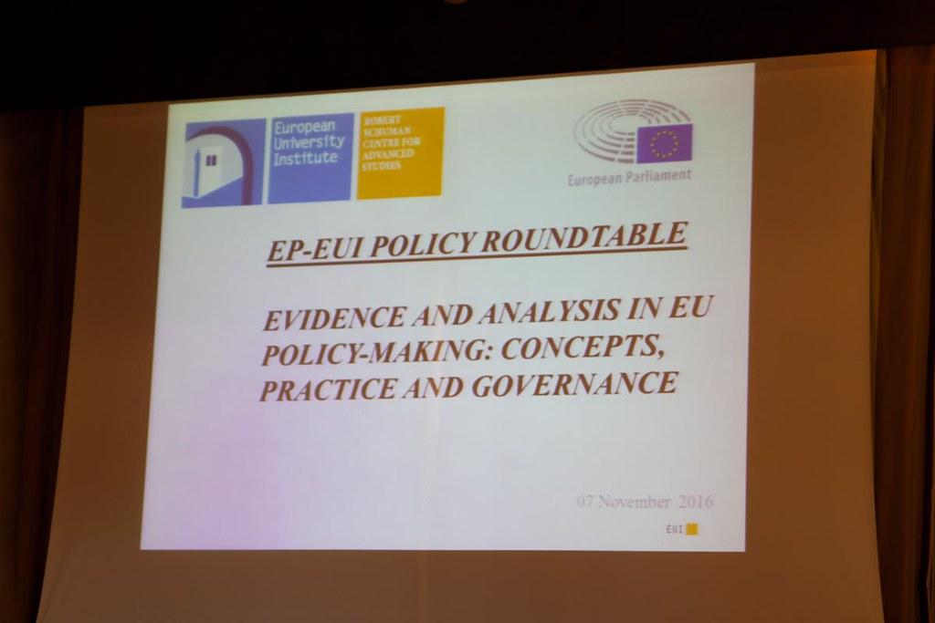 EP-EUI POLICY ROUNDTABLE