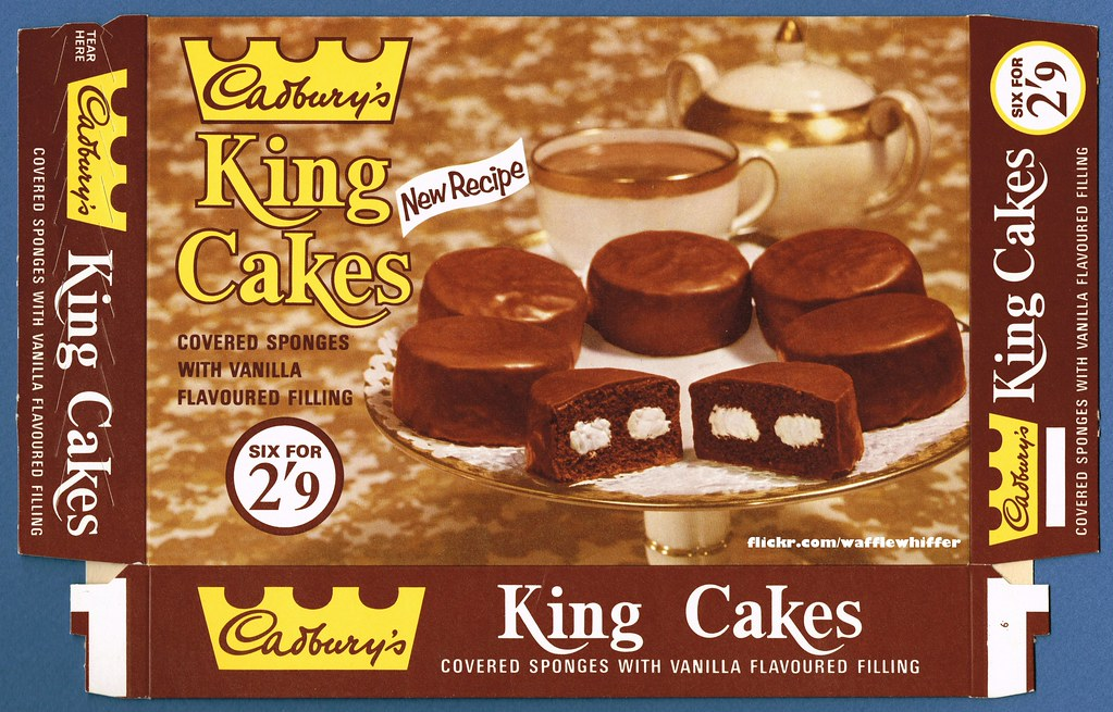 Image result for cakes 1970s