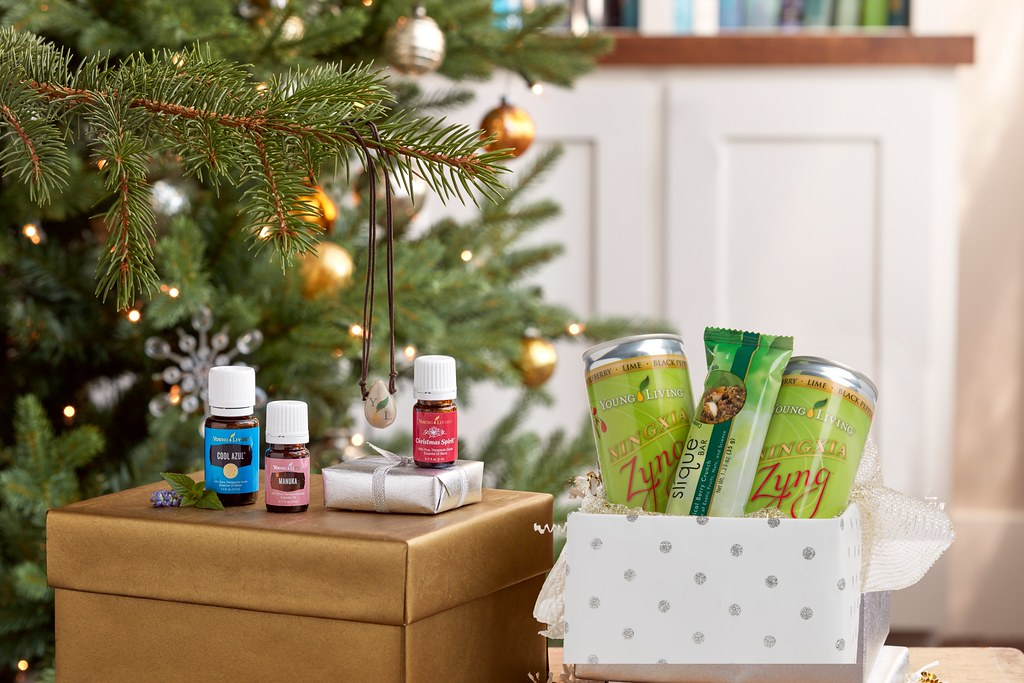 Young Living Christmas Tree.Zyng Mainrevised Young Living Essential Oils Flickr