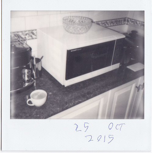 A Sharp microwave | by Matthew Paul Argall