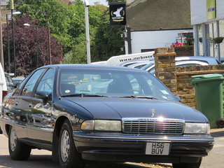 1991 Chevrolet Caprice Classic. | by bramm77