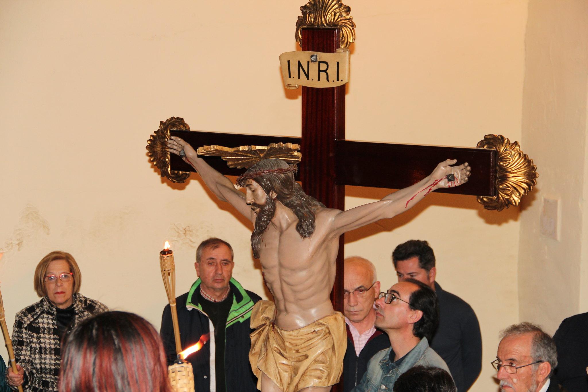(2015-03-27) - VI Vía Crucis nocturno - Antonio José Verdú Navarro (88)