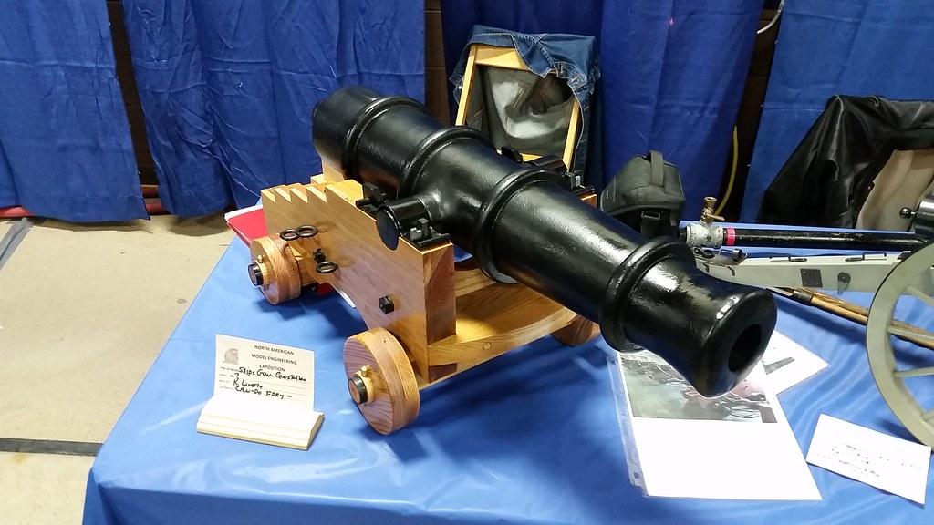 NAMES Convention, My Naval Gun 2