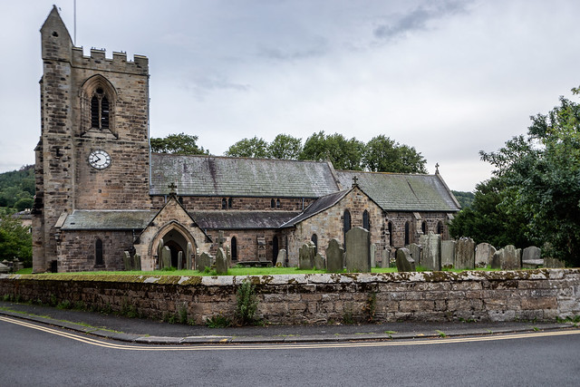 All Saints church, Rothbury, Northumberland, UK(3)