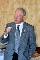 Guest spBarry Phillips spoke about the Rotary Foundation. Barry is in his 2nd of 3 years as District 7710's Rotary Foundation Chairman.