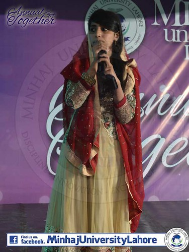 AnnualDay2015MinhajUniversityLahore27   by Discipline - Innovation - Excellence – Charity