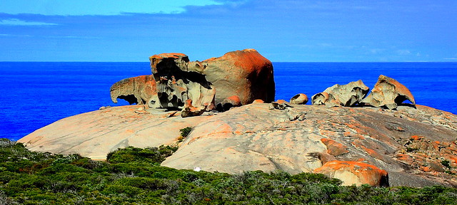 REMARKABLE ROCKS - Kangaroo Island
