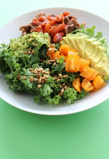 Fajita salad | by Annabelle Orozco