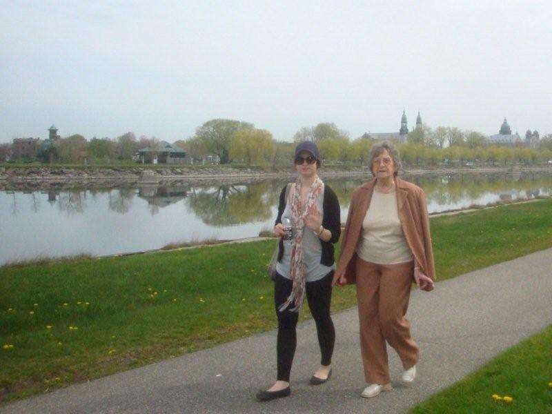 Marche pour soins palliatifs   Lachine 008