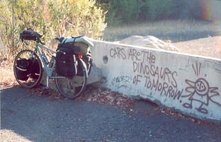47 California graffitti