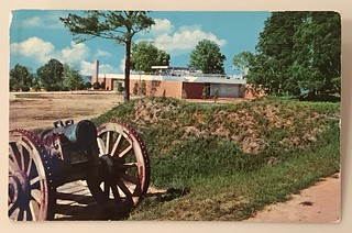 Yorktown, Virginia postcard
