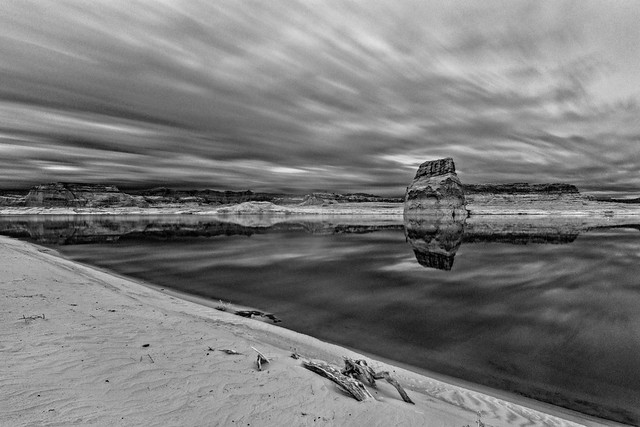 Lone Rock Infrared