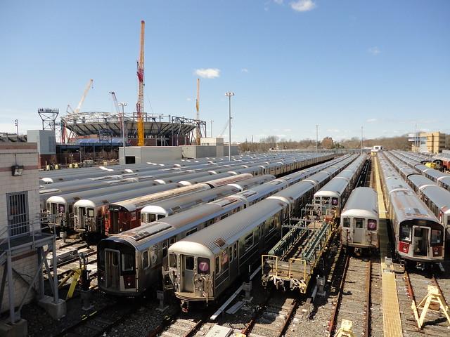 NYC MTA 7 Line