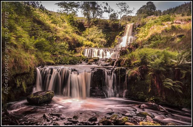 Blaen y Glyn waterfall