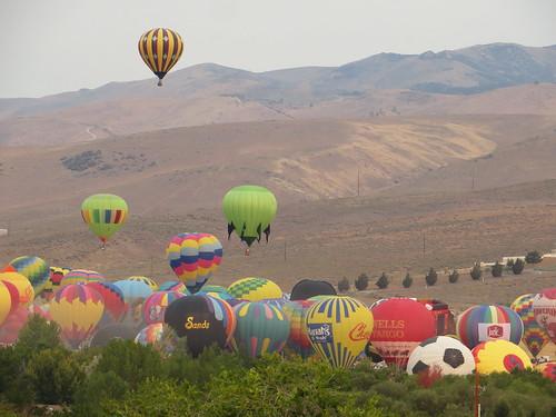 Great Reno Balloon Race, Reno, Nevada | by Ken Lund