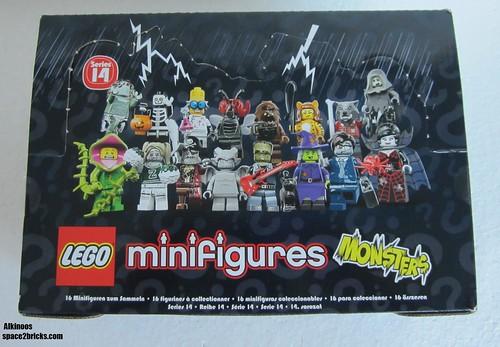 Lego Minifigures S14 p1