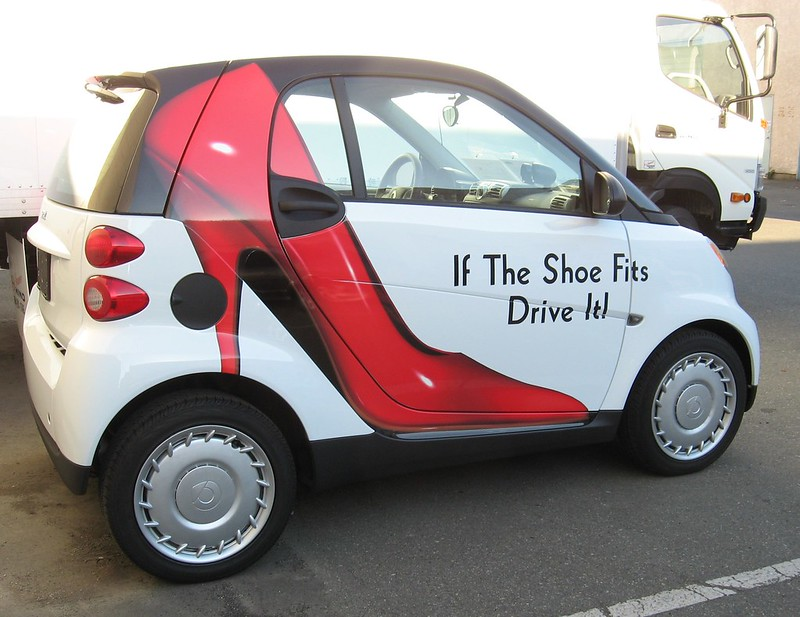 3Point Smart vehicle graphics