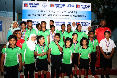 Nippon Paint 13th Inter School Swimming Competition 2015 432 | by MDVswim