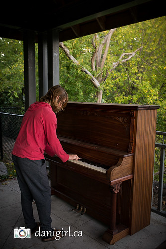 Piano in the Park at the Manotick Mill | by Dani_Girl