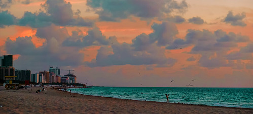 miamibeach beachscape seashore sobe skies exploration earlyinthemorning walking waterways sunrise urban urbanexploration colors