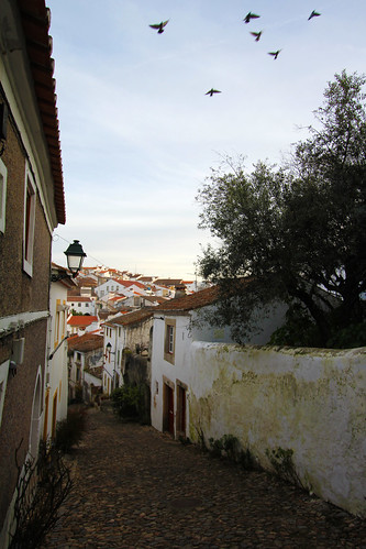 portugal stairs ancient alentejo walledcity castelodevide